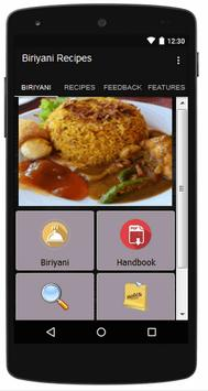 New Biriyani Recipes poster