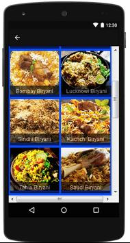 New Biriyani Recipes screenshot 1