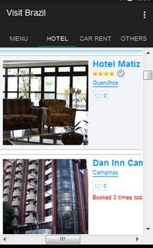 Visit Brazil apk screenshot
