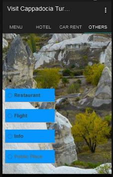 Visit Cappadocia Turkey apk screenshot