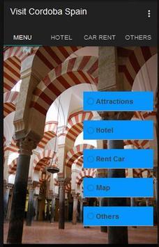 Visit Cordoba Spain poster