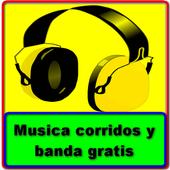 Musica corridos y banda gratis icon