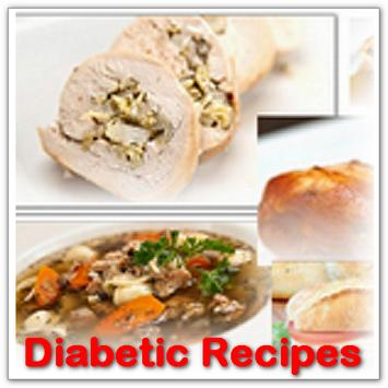 Diabetic Recipes FREE poster