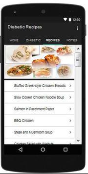 FREE Diabetes Recipes screenshot 2