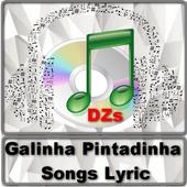 Galinha Pintadinha Songs Lyric icon