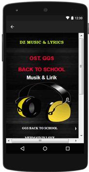 Lagu GGS Back to School screenshot 1