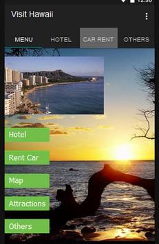 Visit Hawaii poster