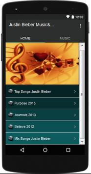 TOP Songs Justin Bieber screenshot 2