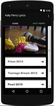 Katy Perry FULL Album apk screenshot