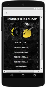 Dangdut Koplo Baru Popular screenshot 1