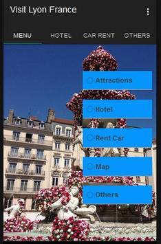 Visit Lyon France poster