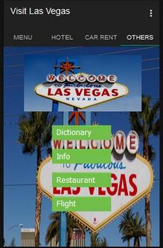 Visit Las Vegas apk screenshot