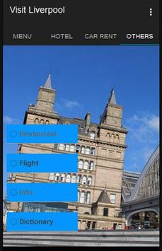 Visit Liverpool screenshot 1