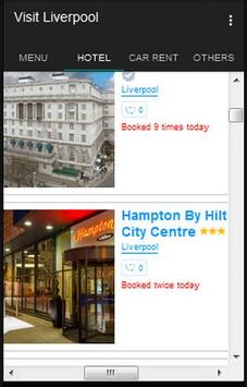 Visit Liverpool apk screenshot