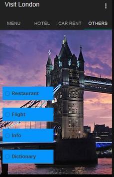 Visit London apk screenshot
