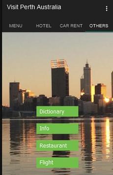 Visit Perth Australia apk screenshot