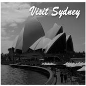 Visit Sidney icon