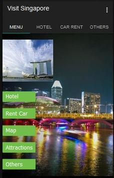 Visit Singapore poster