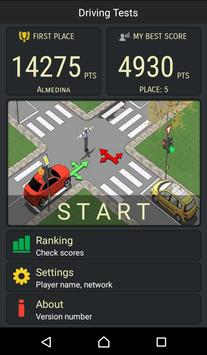 Driving Test | Road Junctions poster