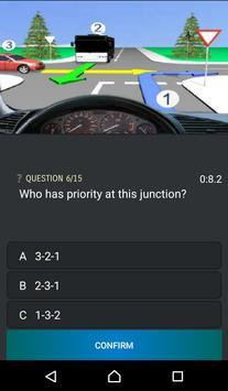 Driving Test | Road Junctions screenshot 1
