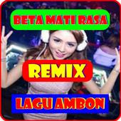 Lagu Ambon Remix Beta Mati Rasa Full Bass icon