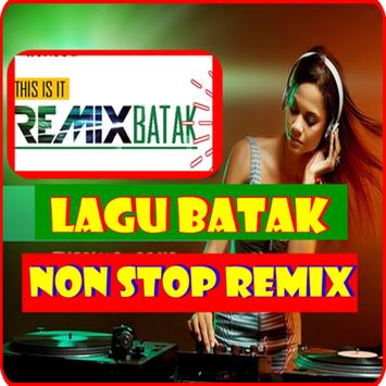 Lagu Batak Remix Nonstop Full Bass Terbaru apk screenshot