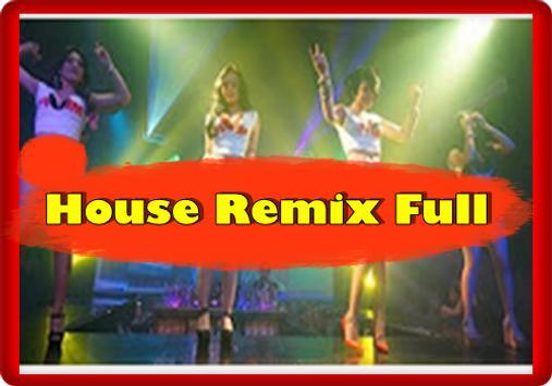 Dj House Remix Full Bass Nonstop New screenshot 2