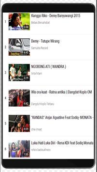 Lagu Banyuwangi Campuran Paling Lengkap apk screenshot