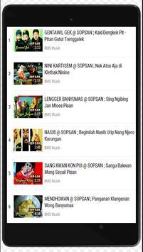 Lagu Banyumasan Campursari Dangdut Koplo screenshot 1