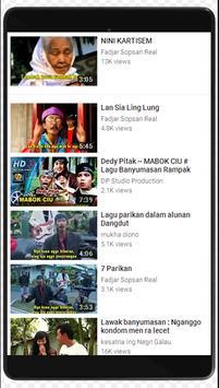 Lagu Banyumasan Campursari Dangdut Koplo screenshot 2