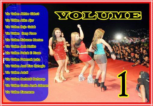 Via Vallen Full Album Terbaru Bojo Galak poster