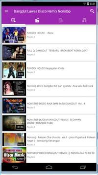 Disco Dangdut Lama Paling Populer Remix Nonstop screenshot 1