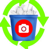 Recover / Backup deleted photo icon