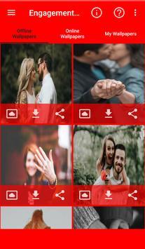 Engagement Wallpapers screenshot 1