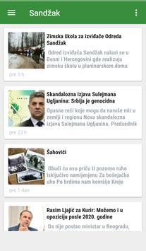 Sandzak Vesti screenshot 1