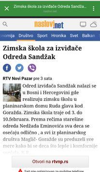 Sandzak Vesti screenshot 3