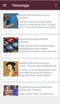 Srbija Vesti screenshot 1