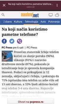 Srbija Vesti screenshot 3