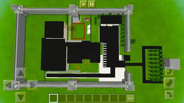 New Prison Life roblox map for MCPE road block 2! screenshot 3