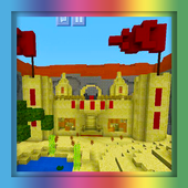 Protect the Flag – multiplayer map for Minecraft! icon