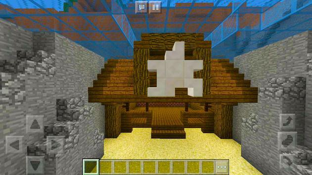 Protect the Flag – multiplayer map for Minecraft! screenshot 7