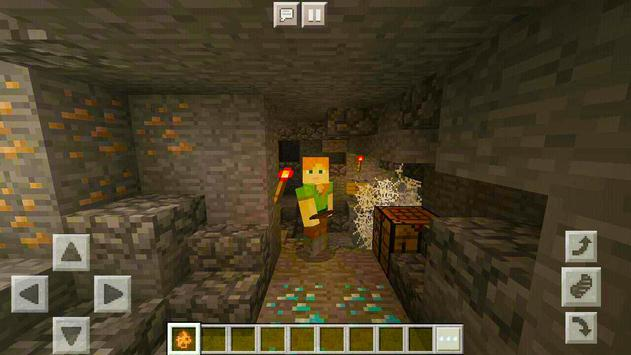 Protect the Flag – multiplayer map for Minecraft! screenshot 2