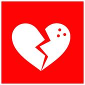 DP Broken Heart Quotes icon