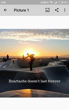 DP Broken Heart Quotes apk screenshot
