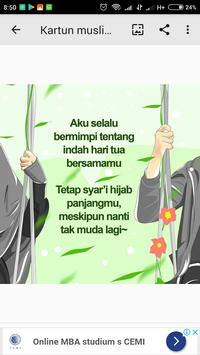 Kartun Muslimah screenshot 1