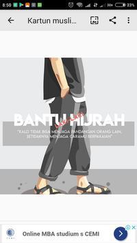 Kartun Muslimah screenshot 2