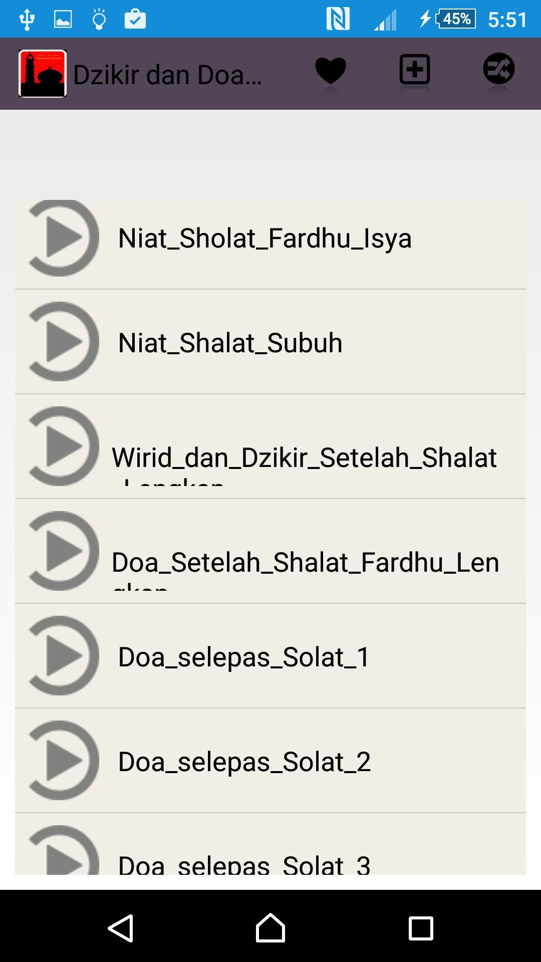 Dzikir Dan Doa Setelah Shalat For Android Apk Download