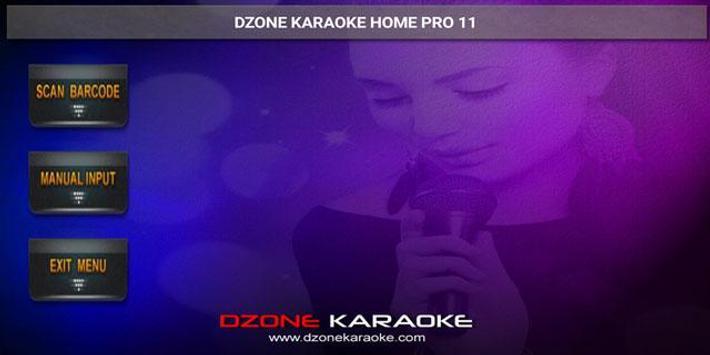 DZONE KARAOKE poster