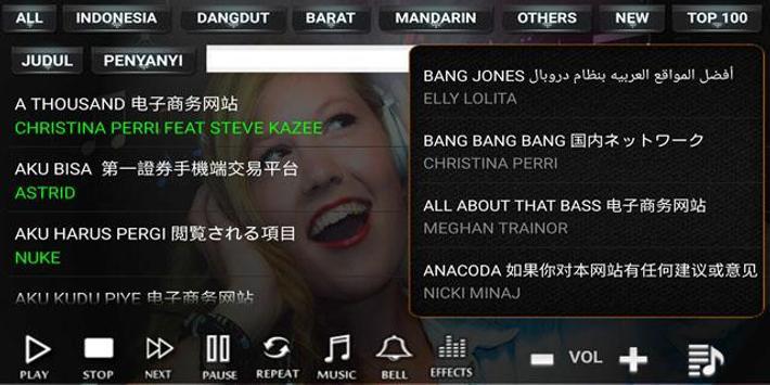 DZONE KARAOKE screenshot 2