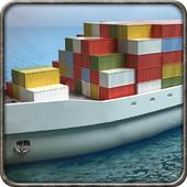 Heavy Cargo Ship : Crane icon